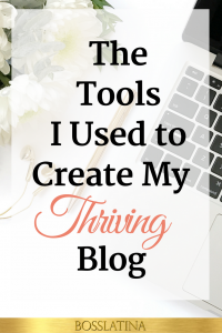 Resources for a Thriving Blog