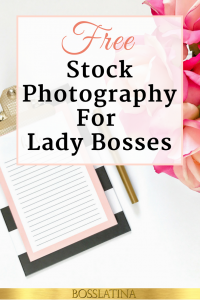 Posh Stock for the Lady Boss