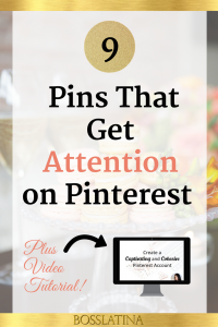 The Best Images to Capture Attention on Pinterest