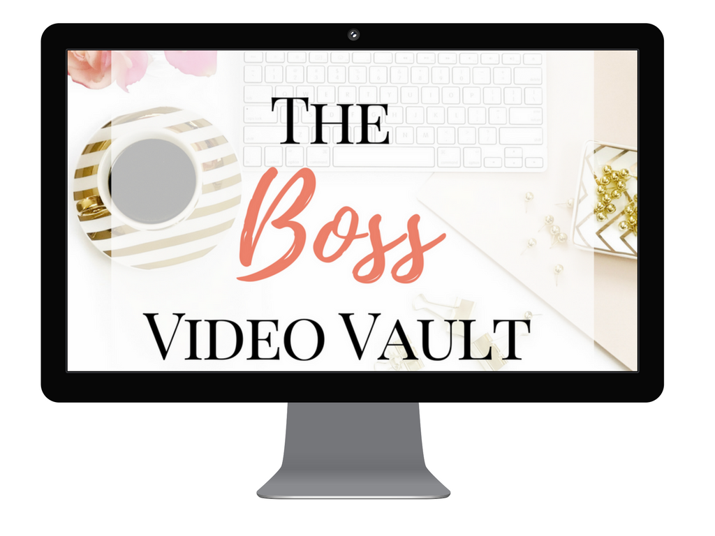 The Boss Video Vault